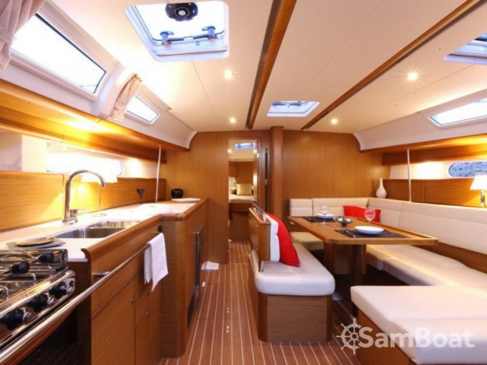 Rental yacht Marina Gouvia - Jeanneau Sun Odyssey 44i on SamBoat