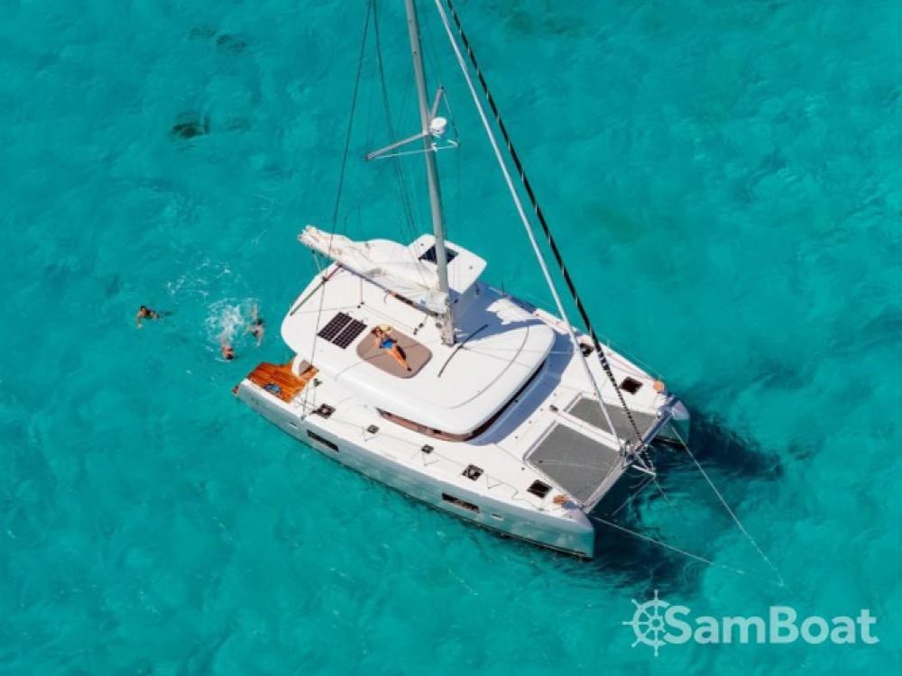Location Catamaran à Sant Antoni de Portmany - Lagoon Lagoon 42