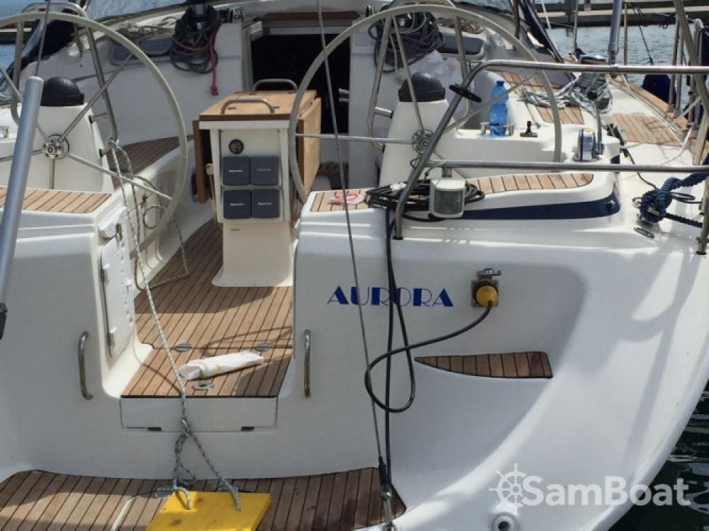 Bavaria Bavaria 50 Cruiser entre particuliers et professionnel à Castiglioncello