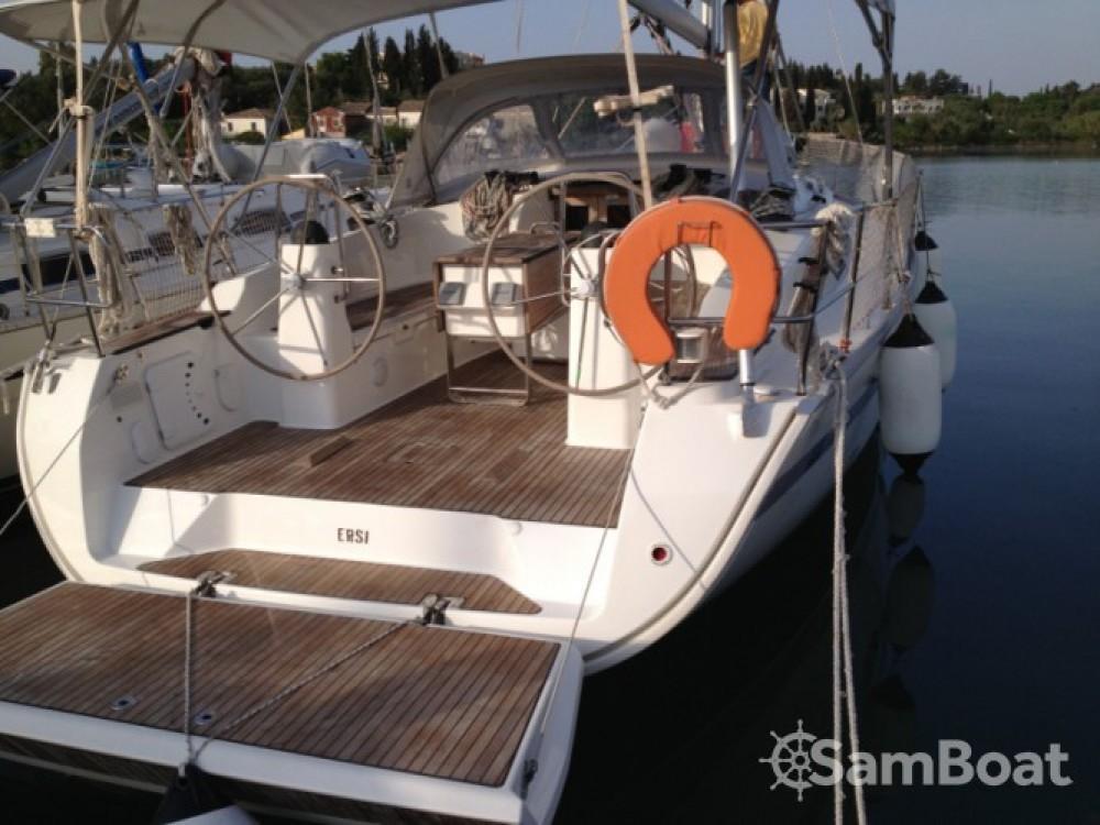 Location Voilier à Marina Gouvia - Bavaria Bavaria 40 Cruiser