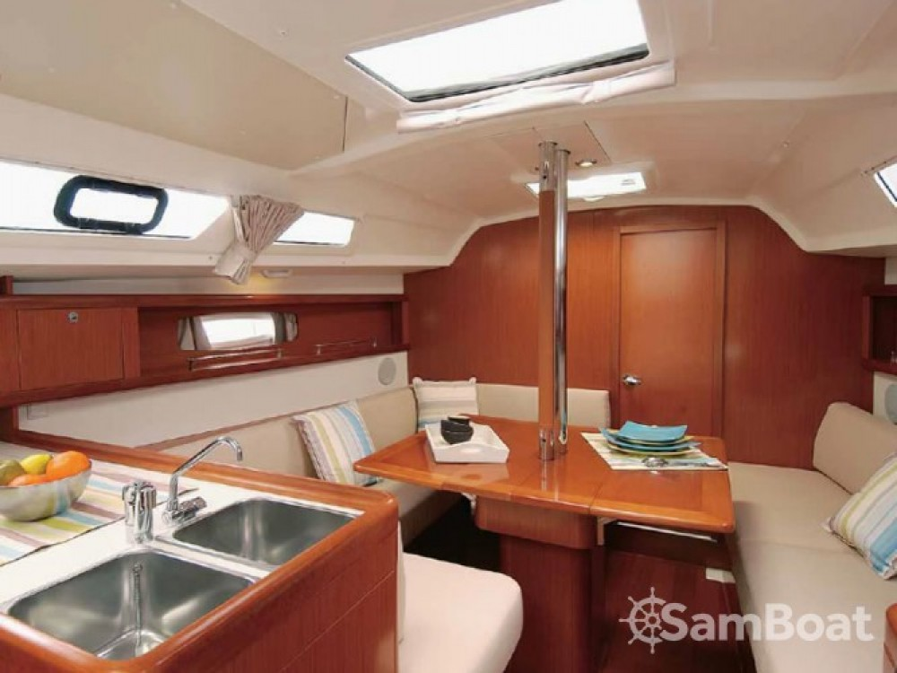 Location yacht à Leucade - Bénéteau Oceanis 34 sur SamBoat