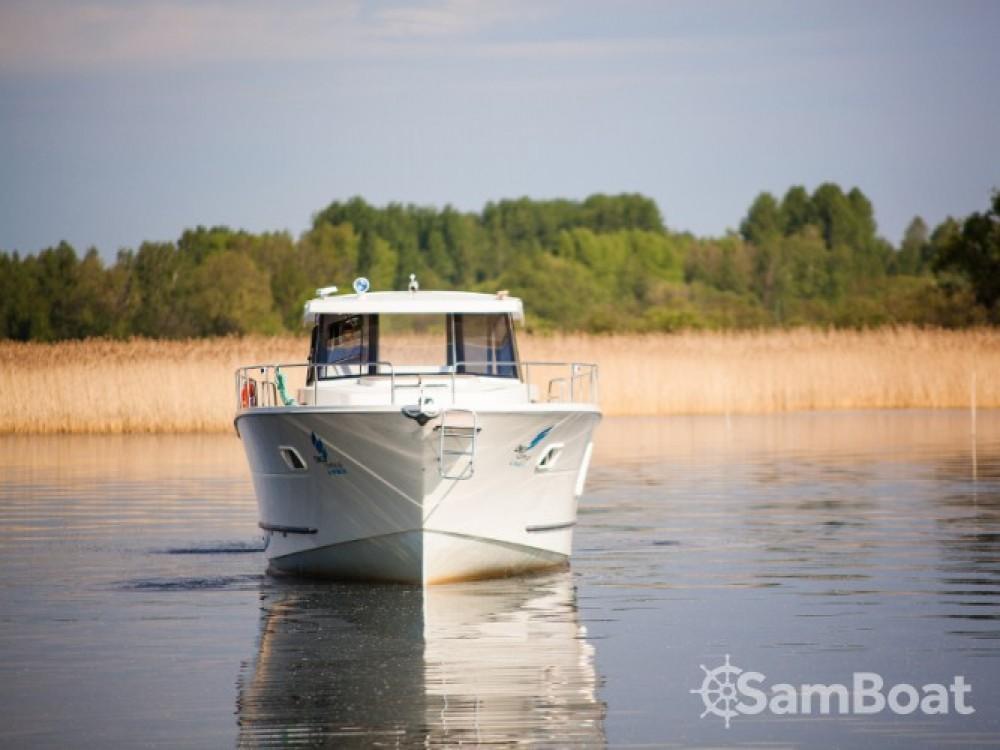 Location bateau Delphia Nautika 1300 VIP à Port PTTK Wilkasy sur Samboat