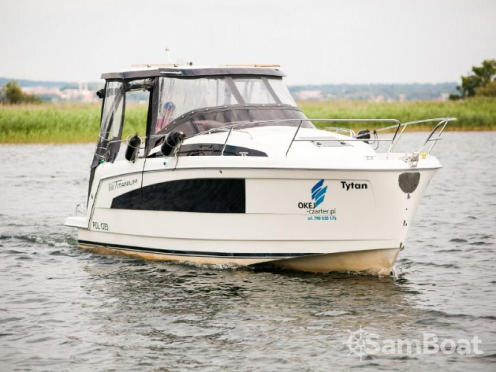 Location bateau  Titanium 818 à Port PTTK Wilkasy sur Samboat