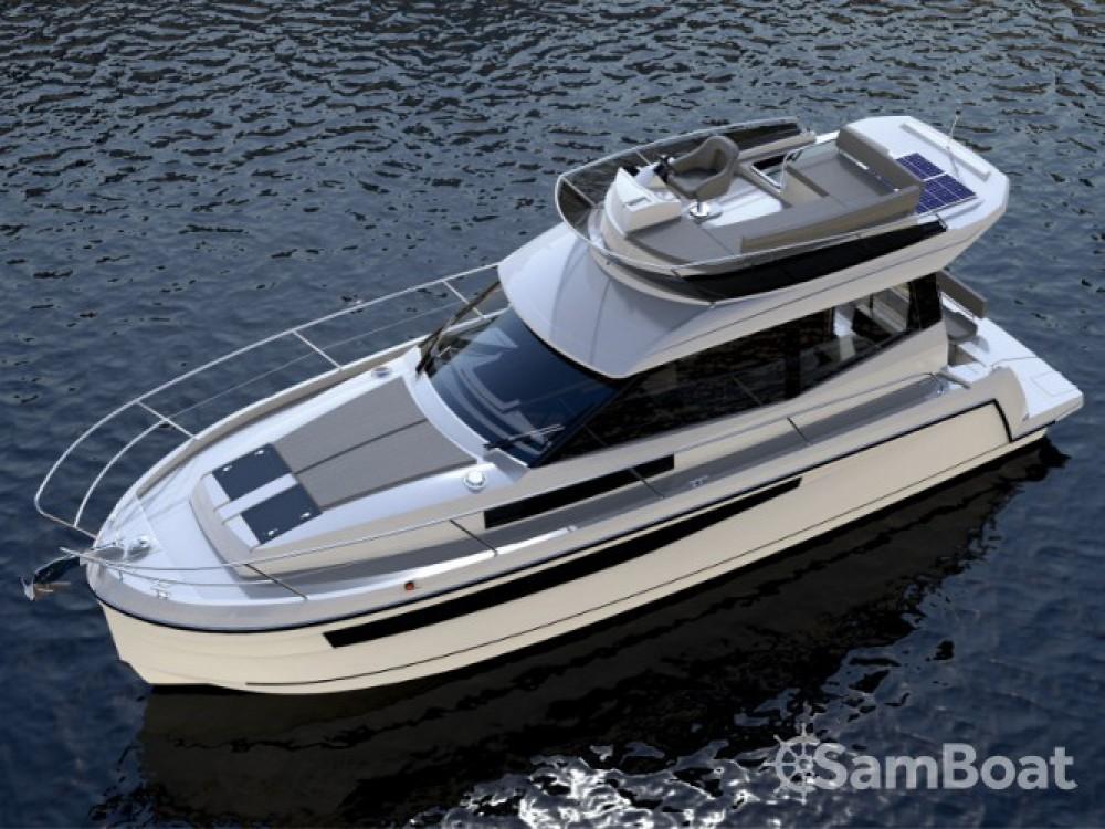 Location bateau Delphia Platinum 989 à Port PTTK Wilkasy sur Samboat