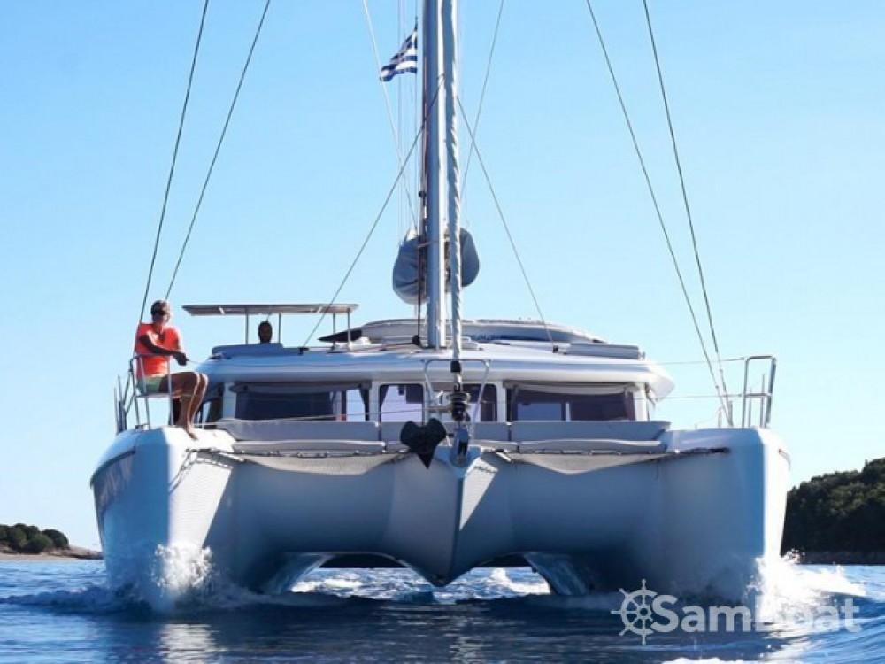 Location Catamaran à Leucade - Lagoon Lagoon 421
