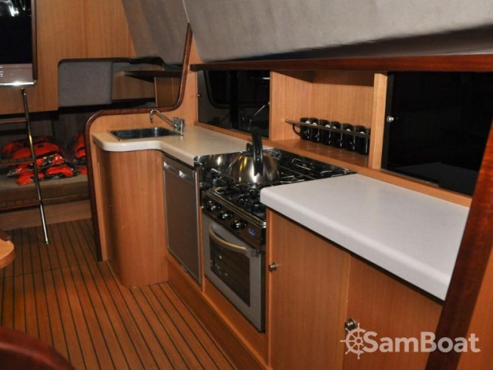 Louer Bateau à moteur avec ou sans skipper Northman à Port PTTK Wilkasy