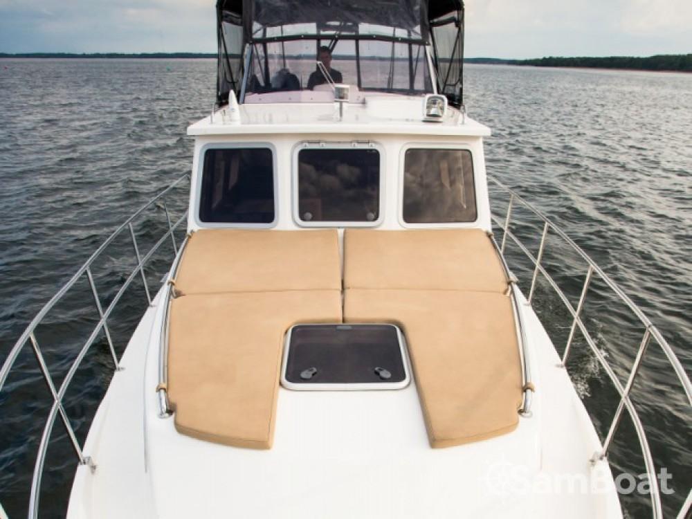 Location bateau  Nautiner 40.2 AFT[G] à Port PTTK Wilkasy sur Samboat