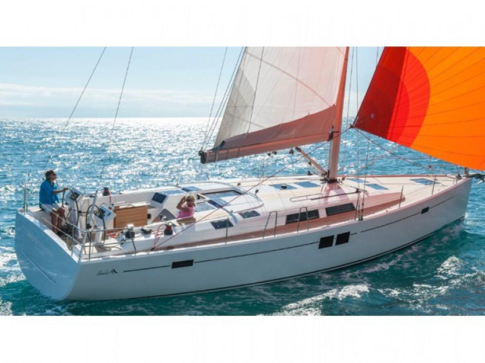 Location bateau Hanse Hanse 505 à Club Naútico Ibiza sur Samboat