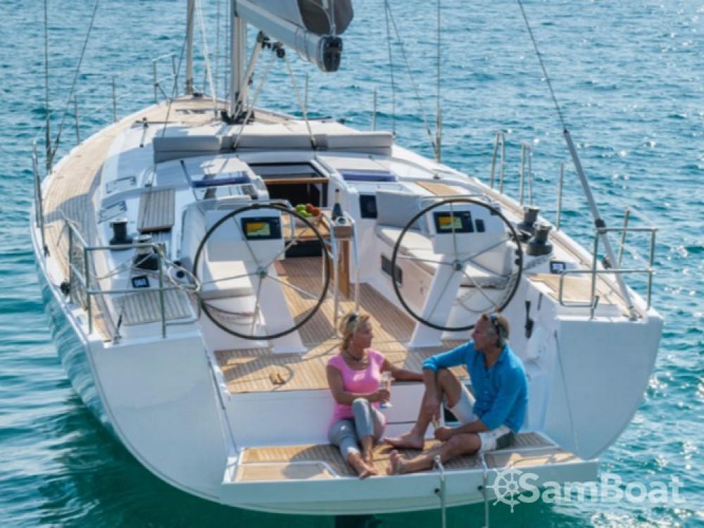 Louer Voilier avec ou sans skipper Hanse à Club Naútico Ibiza