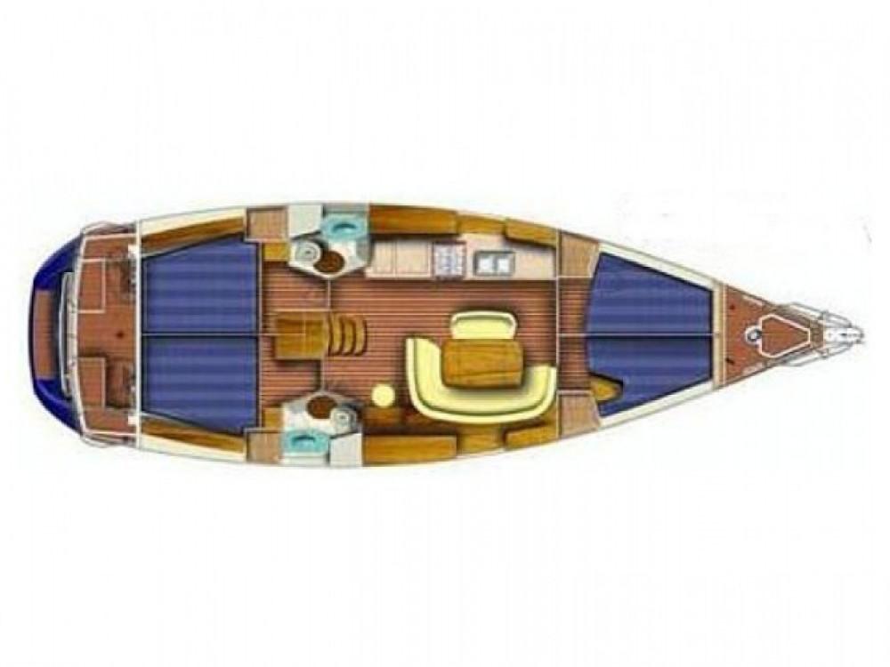 Louez un Jeanneau Sun Odyssey 45 à ACI Marina Skradin