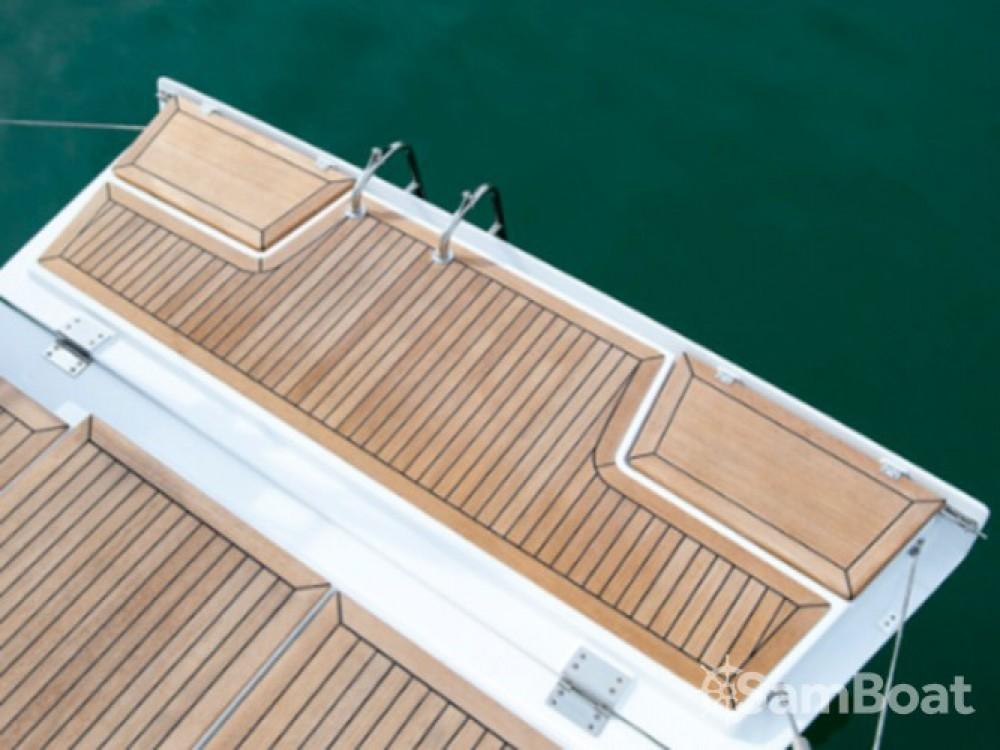 Location yacht à Club Naútico Ibiza - Hanse Hanse 505 sur SamBoat