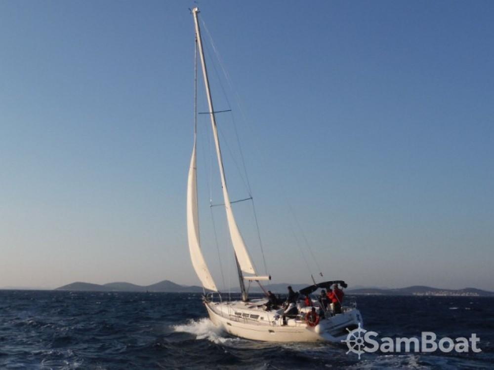 Jeanneau Sun Odyssey 45 entre particuliers et professionnel à ACI Marina Skradin
