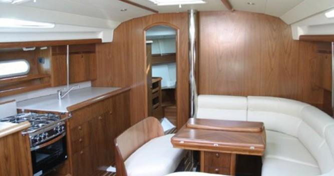 Boat rental Jeanneau Sun Odyssey 49i in ACI Marina Skradin on Samboat