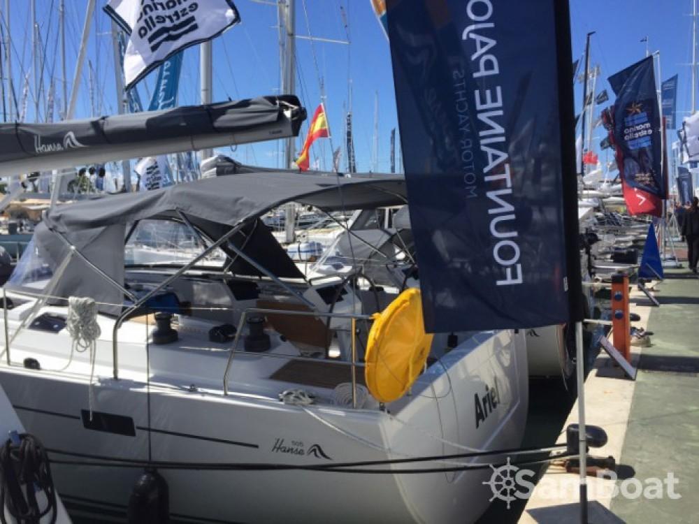 Location bateau Club Naútico Ibiza pas cher Hanse 505