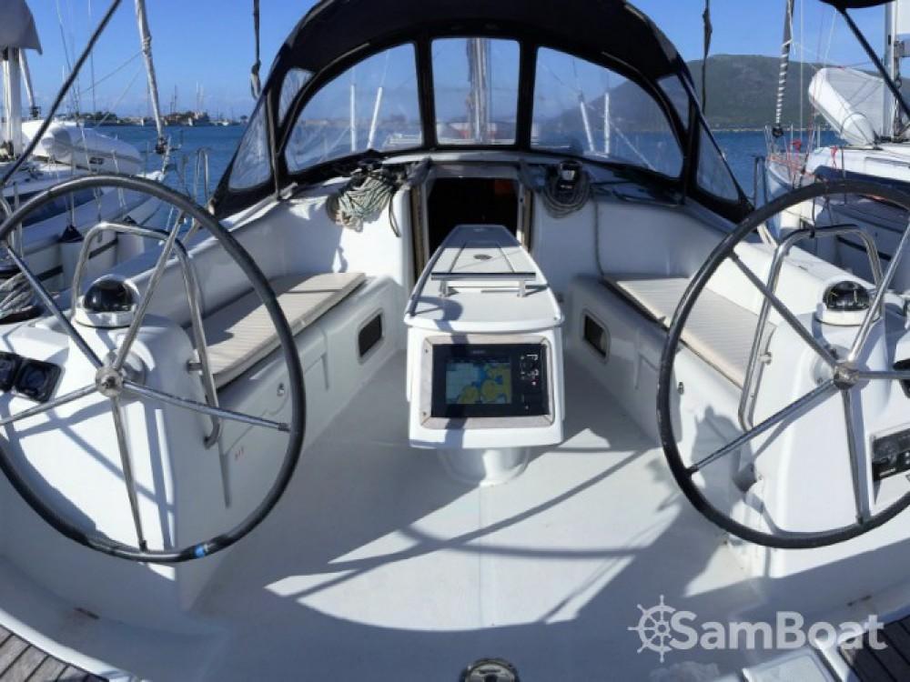 Location bateau Bénéteau Oceanis 43 à Marina Gouvia sur Samboat