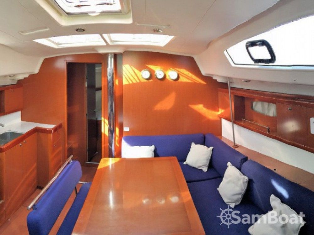 Boat rental Palairos cheap Oceanis 43