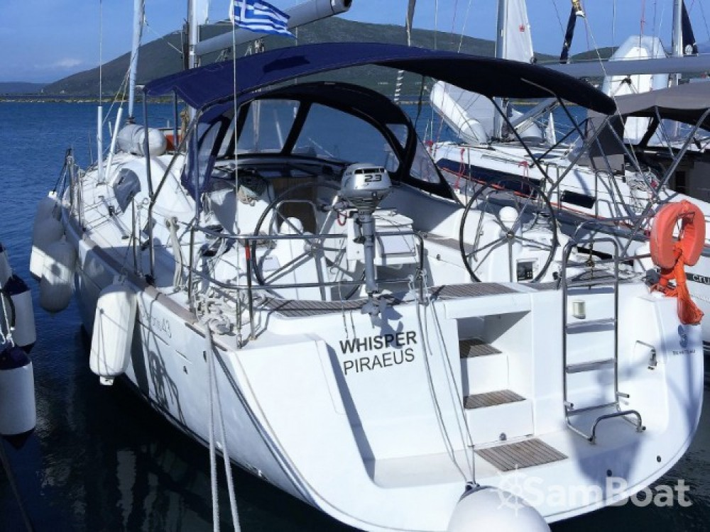 Location yacht à Marina Gouvia - Bénéteau Oceanis 43 sur SamBoat