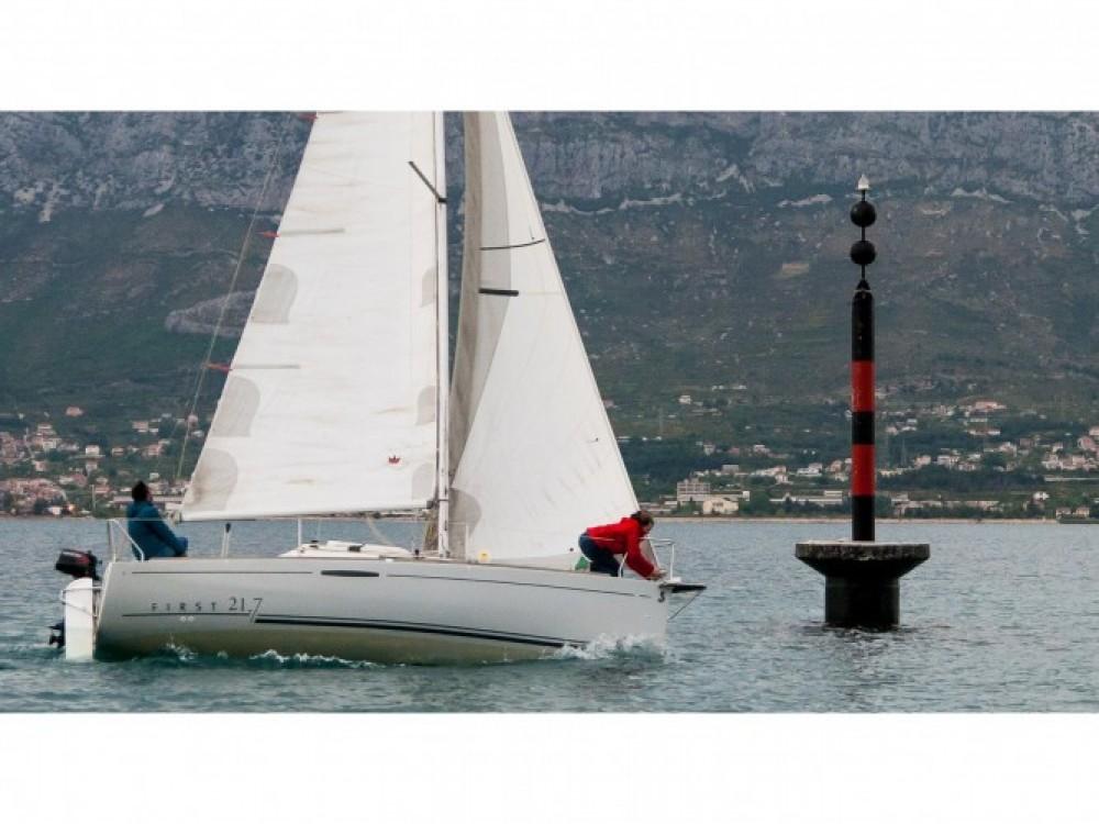 Location yacht à Split - Bénéteau First 21.7 sur SamBoat