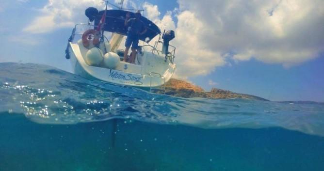 Location yacht à Il-Kalkara - Bénéteau Cyclades 43.3 sur SamBoat