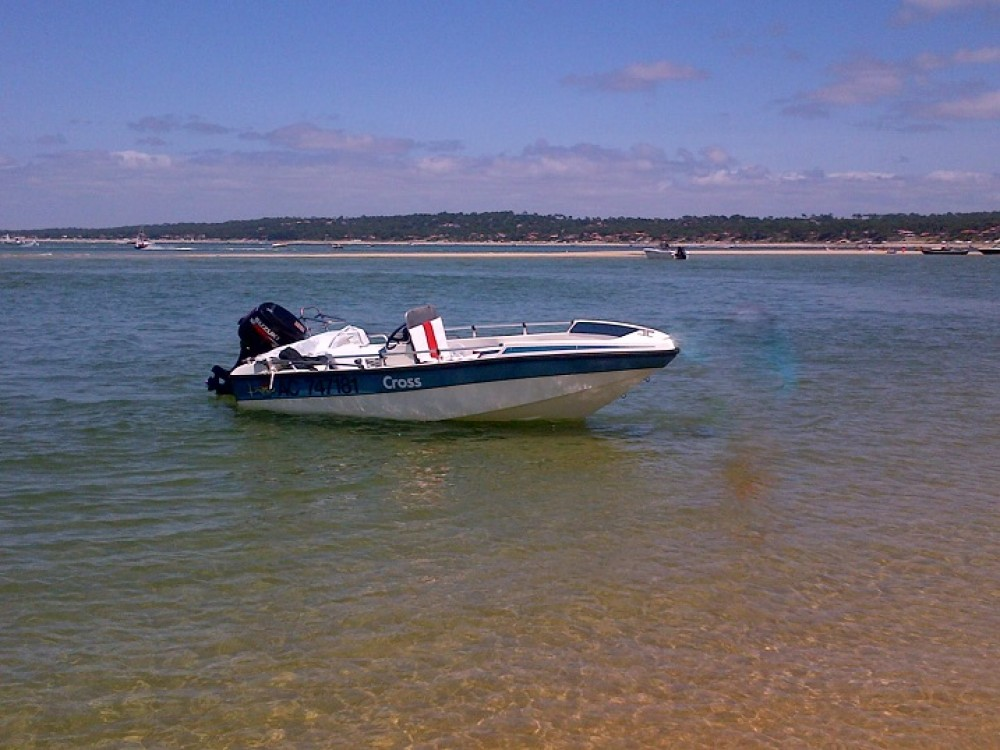 Hire Motor boat with or without skipper Rio Lège-Cap-Ferret