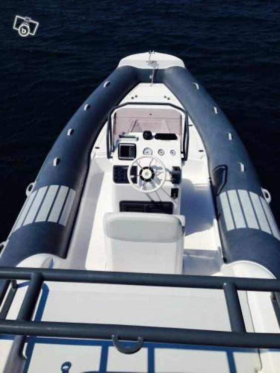 Louer Semi-rigide avec ou sans skipper Nautica Led à Lège-Cap-Ferret