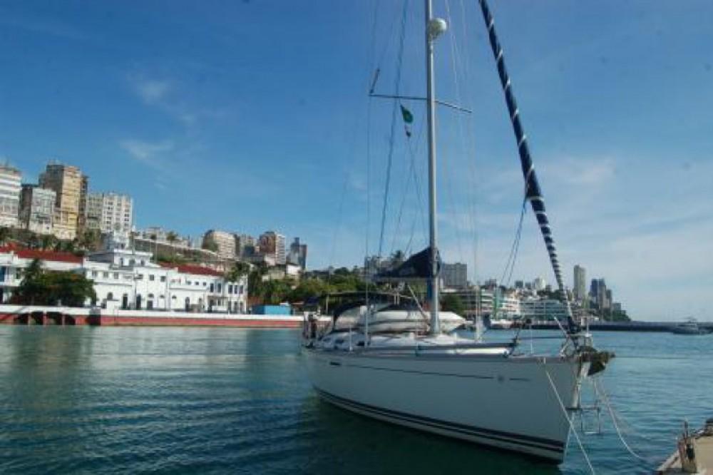 Segelboot mieten in Carqueiranne - Dufour Dufour 385 Grand Large