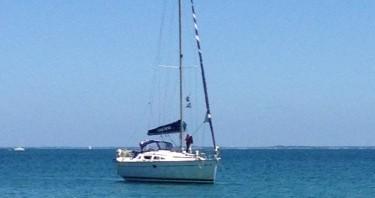 Location bateau Les Sables-d'Olonne pas cher Sun Odyssey 35