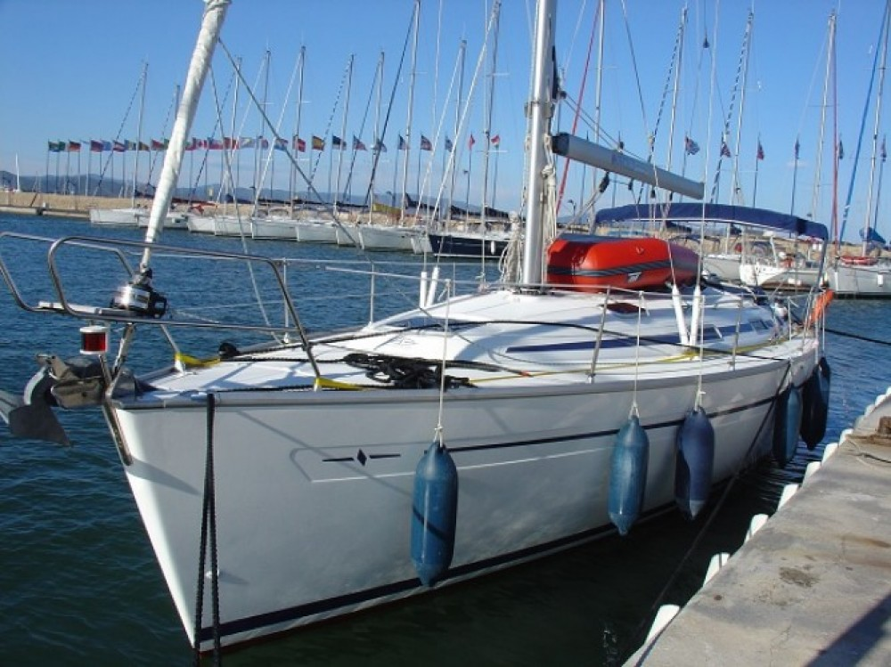 Verhuur Zeilboot in Port Grimaud - Bavaria Cruiser 38