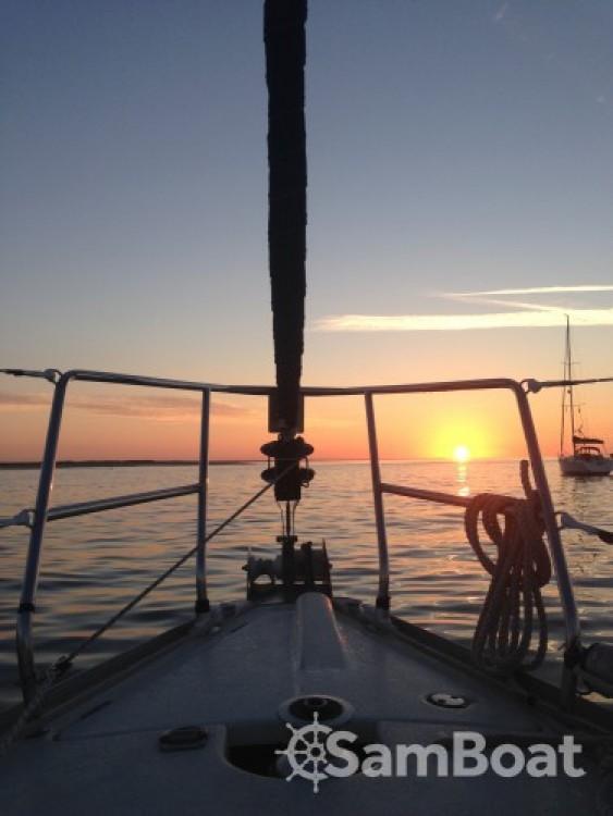 Yacht-Charter in Les Sables-d'Olonne - Jeanneau Sun Odyssey 35 auf SamBoat
