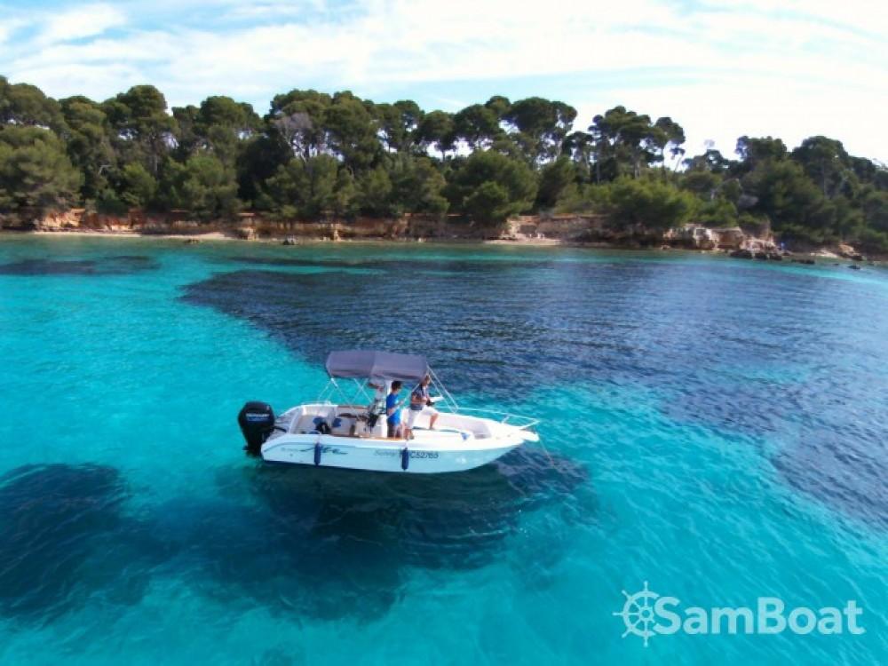 Location yacht à Mandelieu-la-Napoule - Conero sunny sur SamBoat
