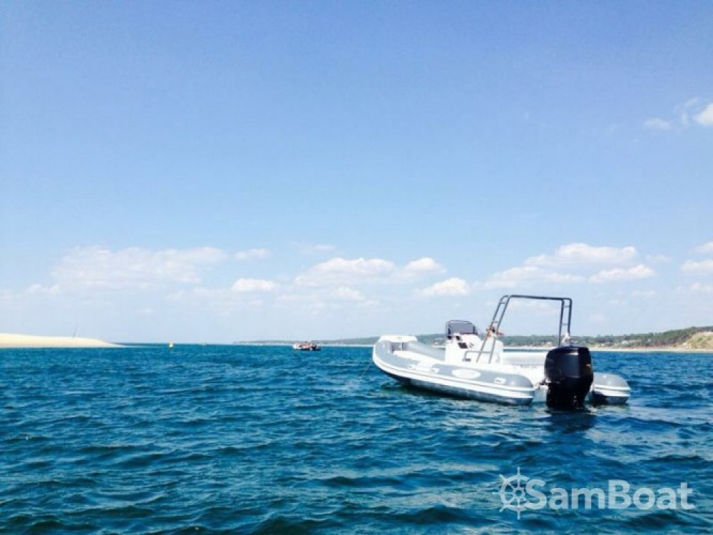 Bootverhuur Nautica Led LED 680 in Lège-Cap-Ferret via SamBoat