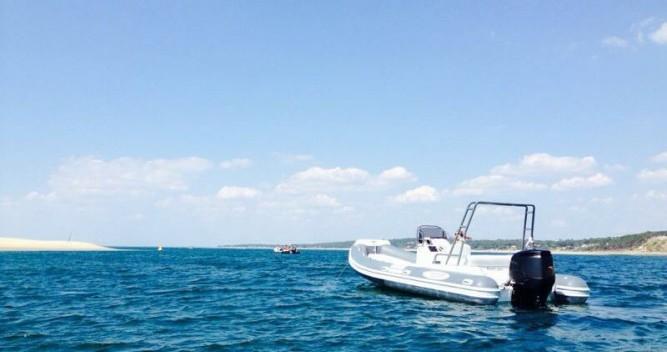 Location Semi-rigide à Lège-Cap-Ferret - Nautica Led LED 680