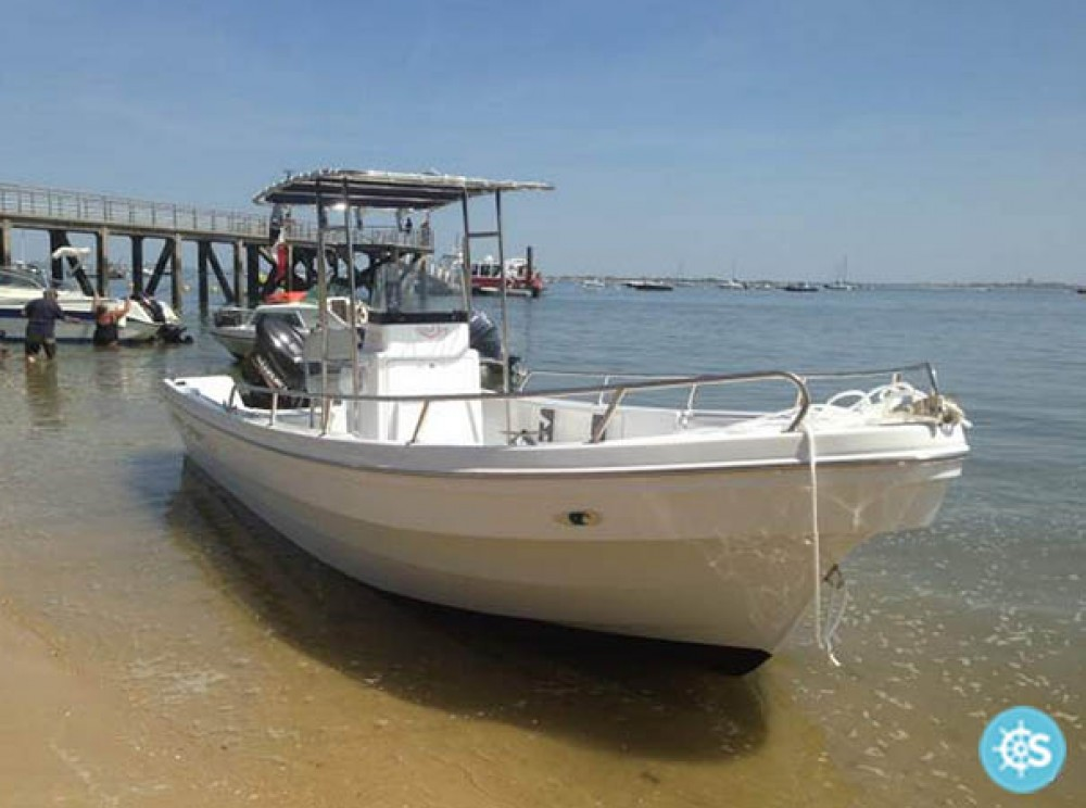 Motorboot mieten in Lège-Cap-Ferret zum besten Preis