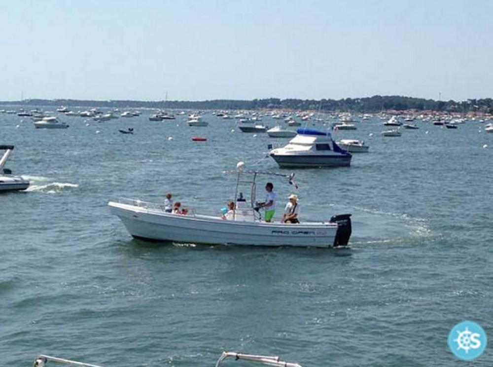 Motorboot mieten in Lège-Cap-Ferret - Jmp-International Pro Open 22