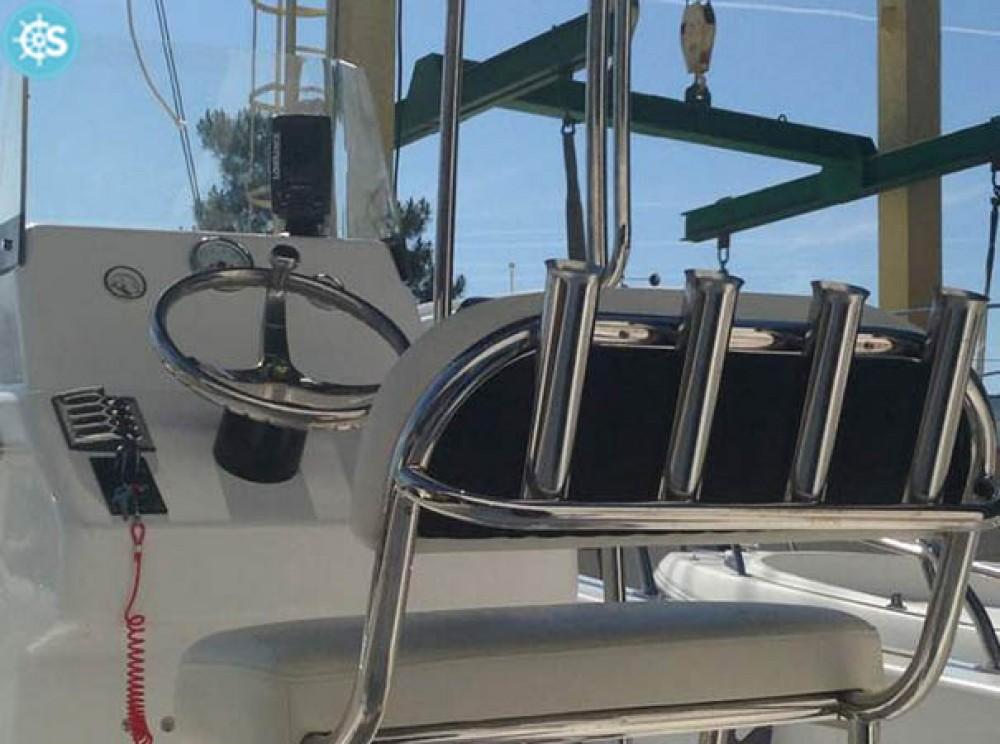 Vermietung Motorboot Jmp-International mit Führerschein