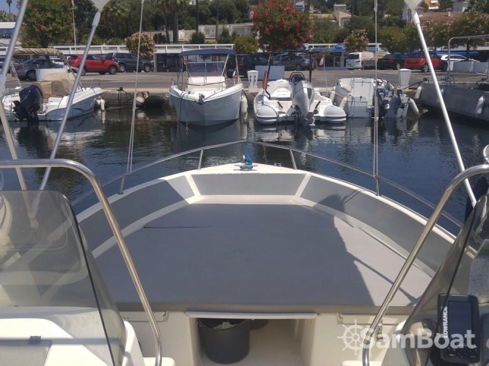 Alquiler de yate Antibes - Ultramar OPEN 570 en SamBoat