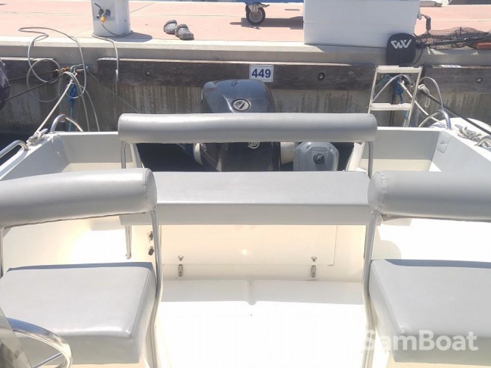 Alquiler de barcos Antibes barato de OPEN 570