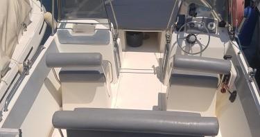 Louez un Ultramar OPEN 570 à Antibes
