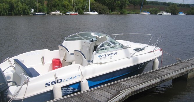 Rental yacht La Turballe - Bénéteau Flyer 550 on SamBoat