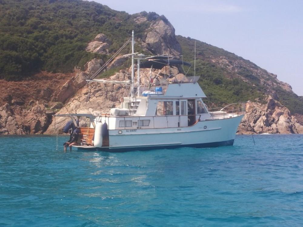 Motorboot mieten in Villeneuve-Loubet - Island Gypsy Island Gypsy 36