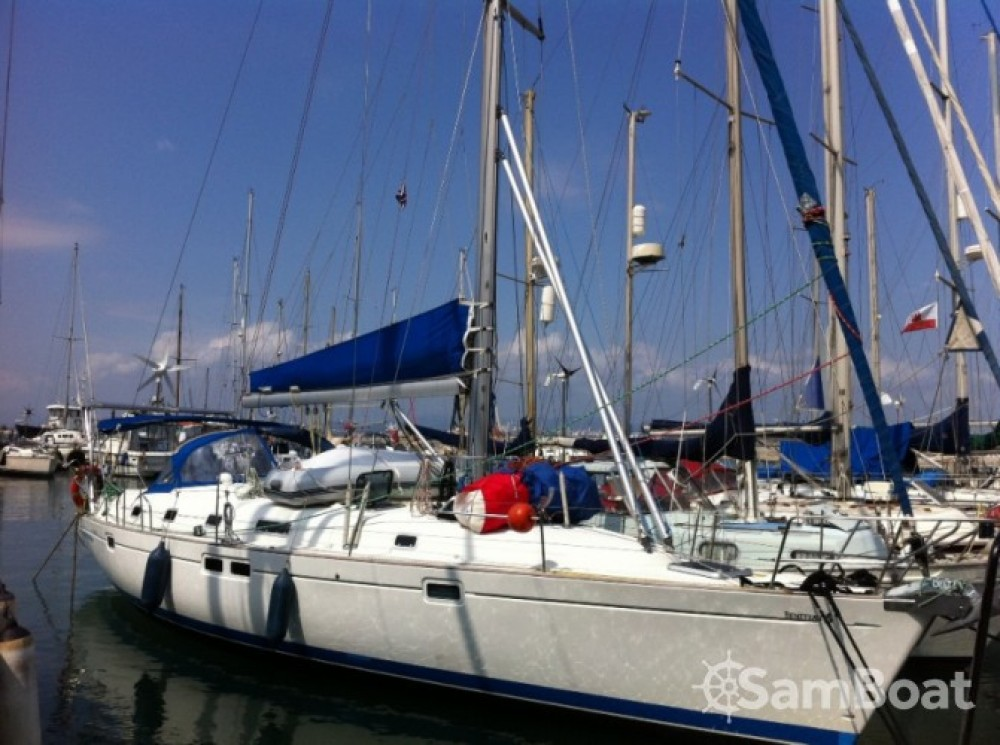 Noleggio yacht Pointe-à-Pitre - Bénéteau Oceanis 461 su SamBoat