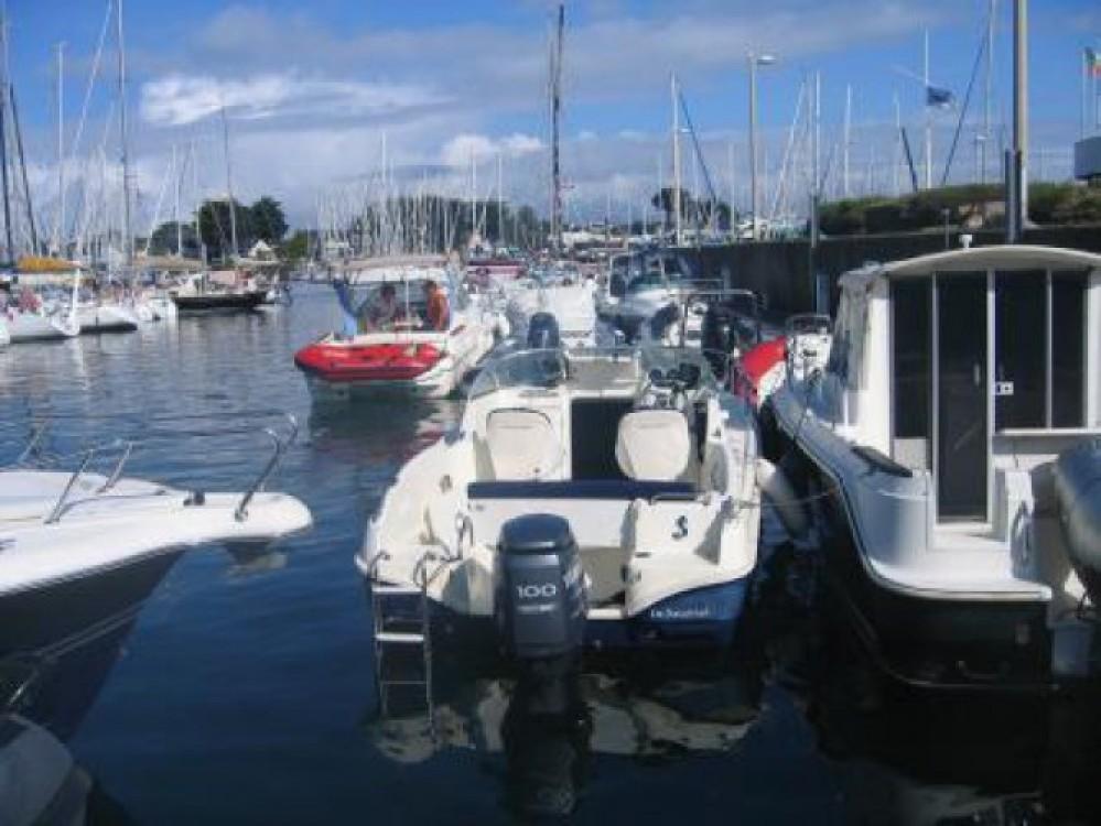 Verhuur Motorboot in Arzon - Bénéteau Flyer 550