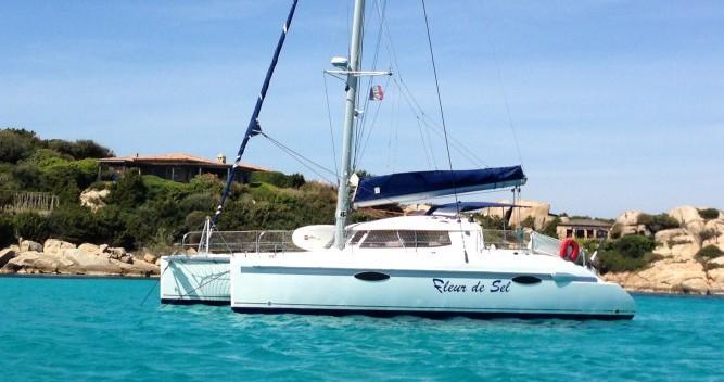 Location yacht à Porto-Vecchio - Fountaine Pajot Lavezzi 40 sur SamBoat