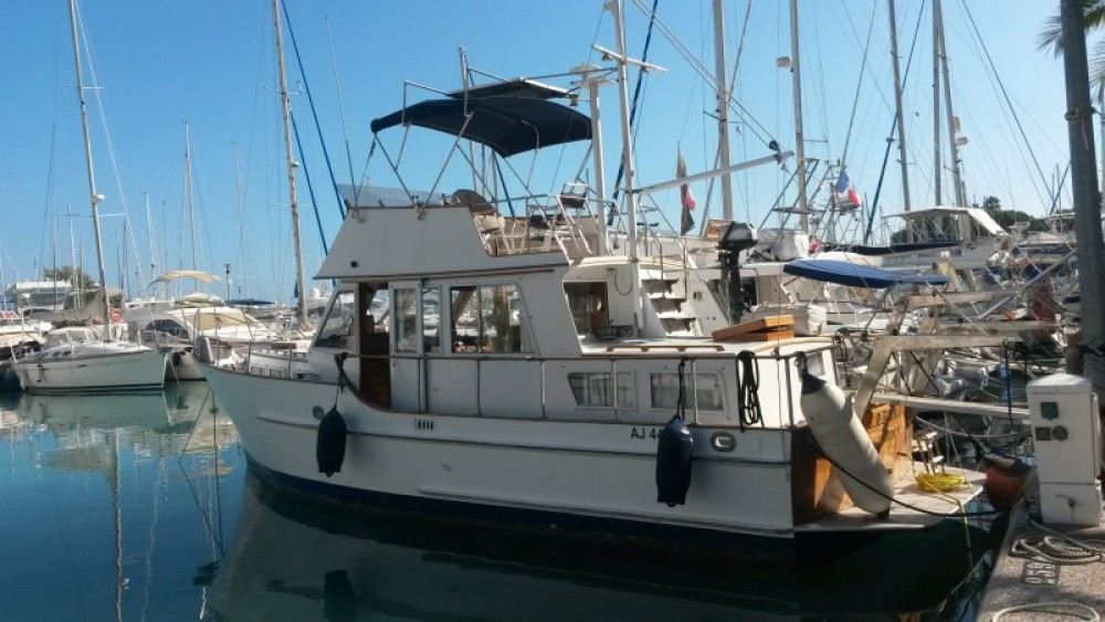 Yacht-Charter in Villeneuve-Loubet - Island Gypsy Island Gypsy 36 auf SamBoat