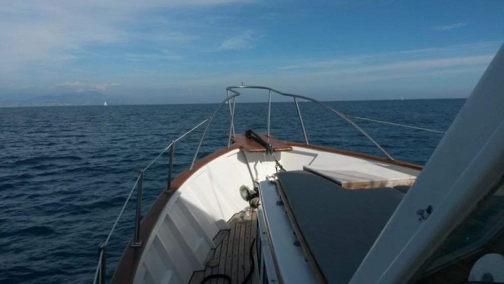 Jachthuur in Villeneuve-Loubet - Island Gypsy Island Gypsy 36 via SamBoat