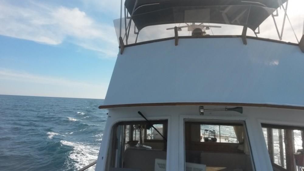 Noleggio Barca a motore Island Gypsy con un permesso di