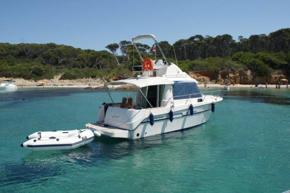 Bootsverleih Ocqueteau Ocqueteau 885 Mandelieu-la-Napoule Samboat