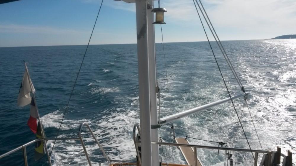 Noleggio barche Island Gypsy Island Gypsy 36 Villanova Lobetto su Samboat