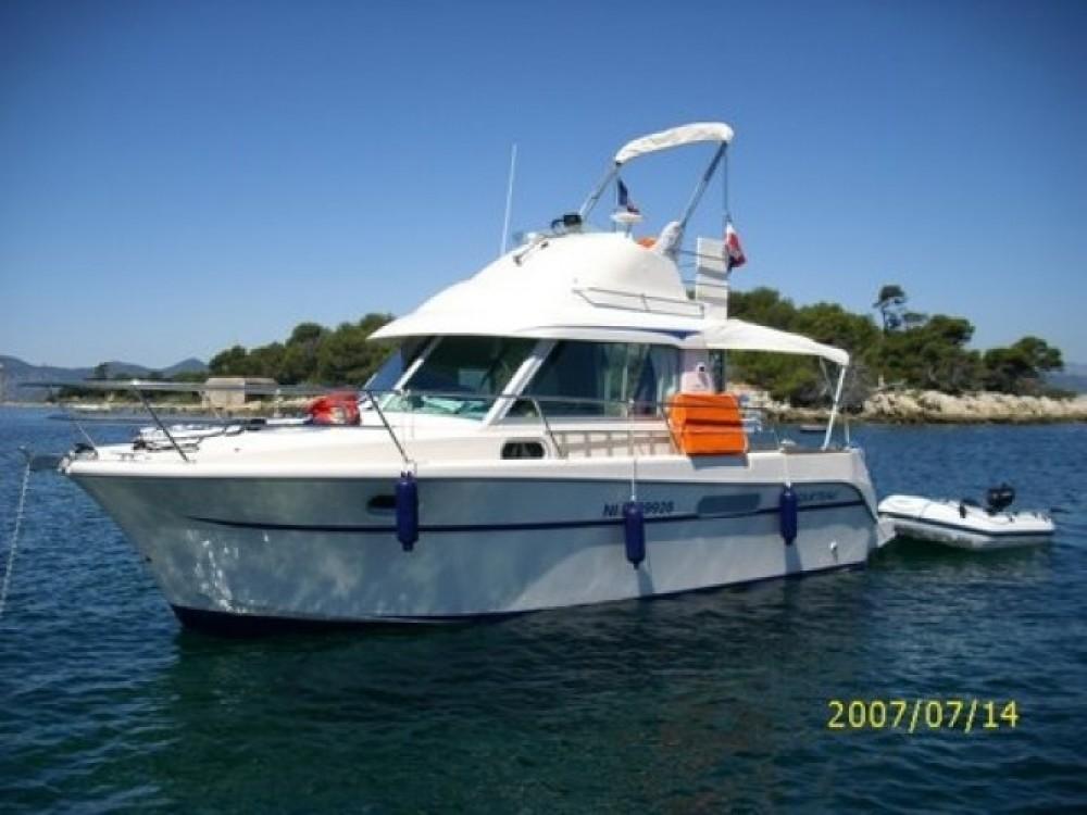 Motorboot mieten in Mandelieu-la-Napoule zum besten Preis