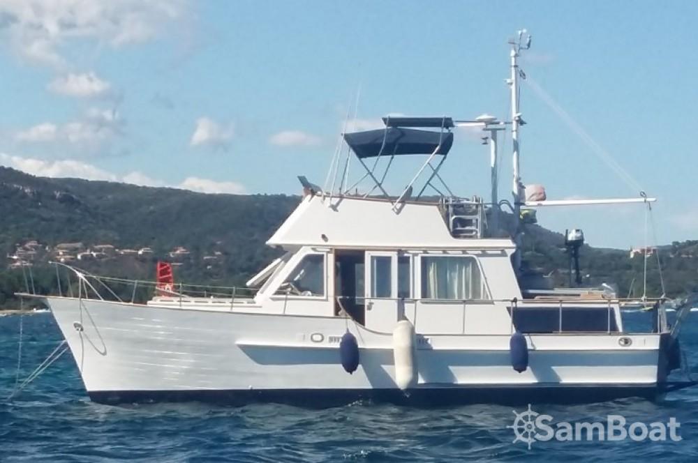 noleggio Barca a motore Villanova Lobetto - Island Gypsy Island Gypsy 36
